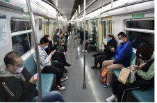 周三起,北京地铁又有两条线路开启超常超强运行