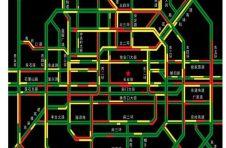北京目前属于严重拥堵