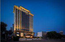 匠心打造高端酒店品牌 高碑店世茂世御酒店瞩目亮相